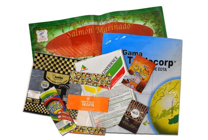 Cuymer S.L. Bolsas personalizadas para envasado